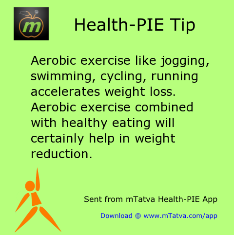 aerobic exercise like jogging swimming cycling running accelerates weight loss aerobic exercise combined with healthy 50.png