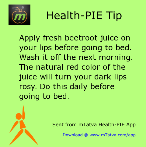 apply fresh beetroot juice on your lips before going to bed wash it off the 208.png