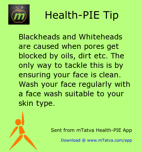 blackheads and whiteheads are caused when pores get blocked by oils dirt etc the only 54.png