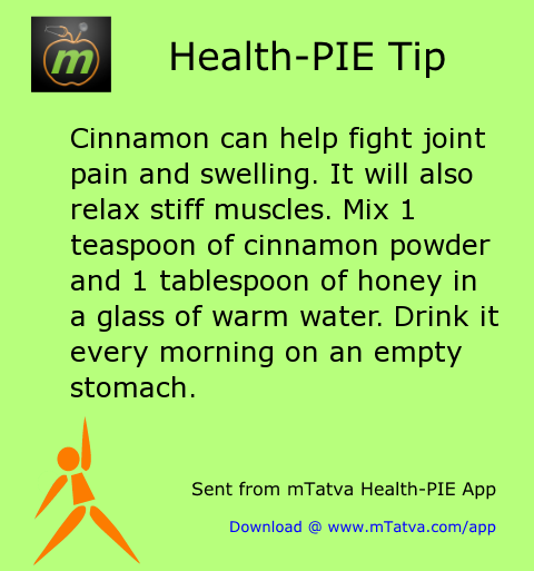 cinnamon can help fight joint pain and swelling it will also relax stiff muscles mix 162.png