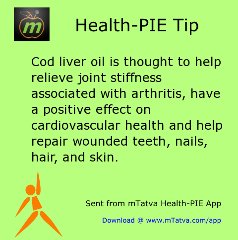 cod liver oil is thought to help relieve joint stiffness associated with arthritis have a 117.png