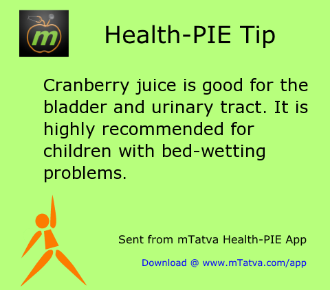 cranberry juice is good for the bladder and urinary tract recommended for children with bed wetting problems 187.png