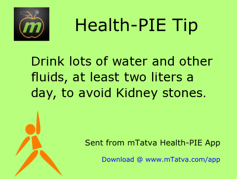 drink lots of water and other fluids at least two liters a day to avoid 56.png