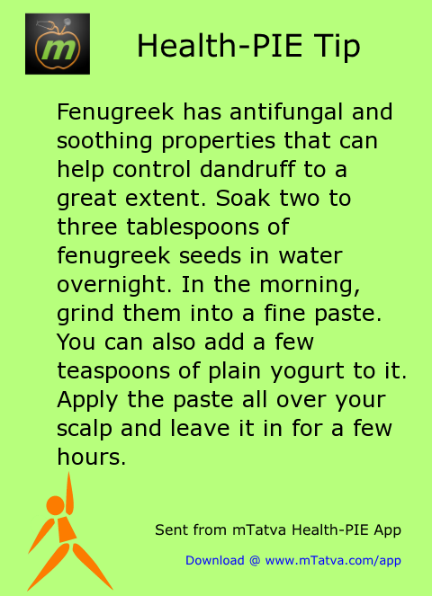 fenugreek has antifungal and soothing properties that can help control dandruff to a great extent 189.png
