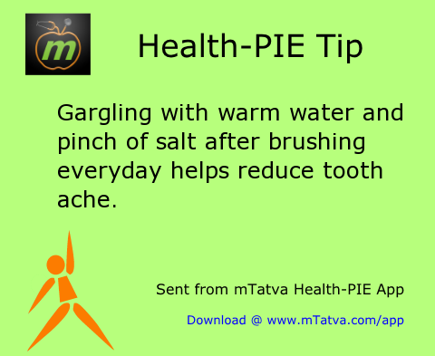 gargling with warm water and pinch of salt after brushing everyday helps reduce tooth ache 41.png