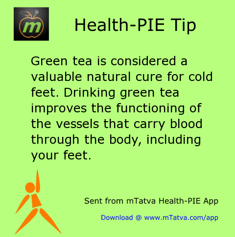 green tea is considered a valuable natural cure for cold feet drinking green tea improves 153.png