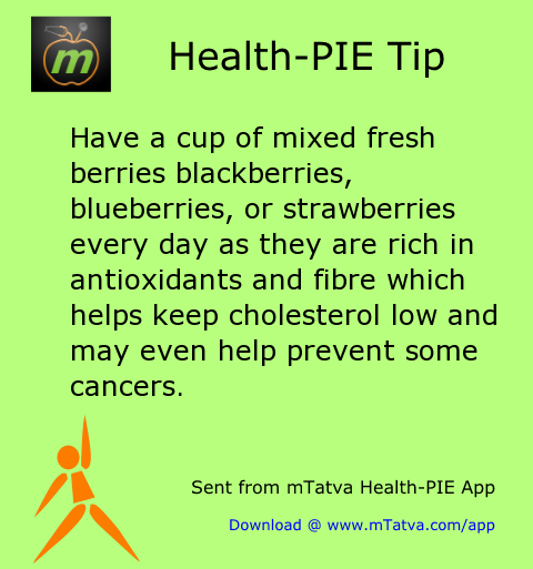 have a cup of mixed fresh berries blackberries blueberries or strawberries every day as they 92.png