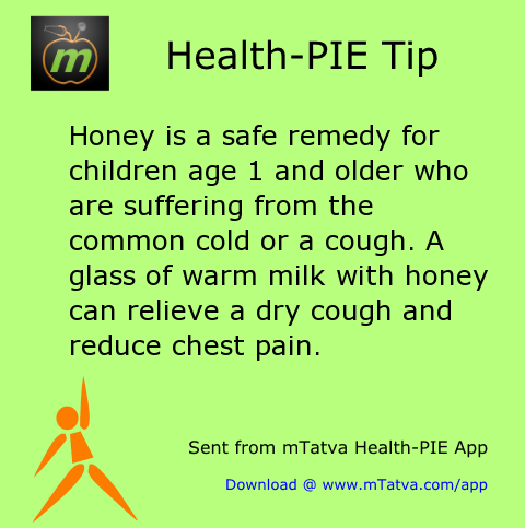 honey is a safe remedy for children age 1 and older who are suffering from 157.png