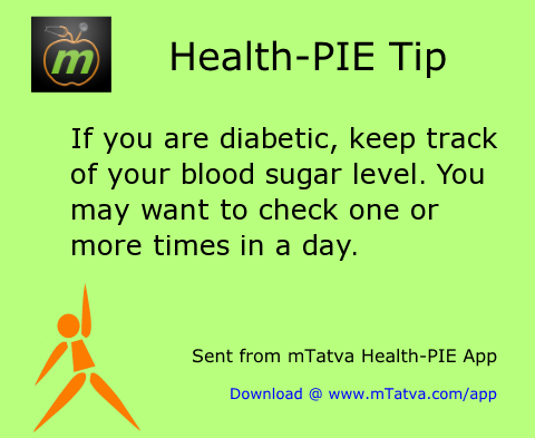 if you are diabetic keep track of your blood sugar level you may want to 87.png