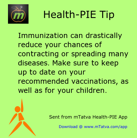 immunization can drastically reduce your chances of contracting or spreading many diseases make sure to 137.png