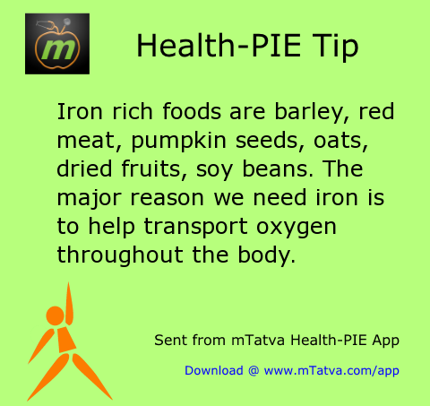 iron rich foods are barley red meat pumpkin seeds oats dried fruits soy beans the 79.png