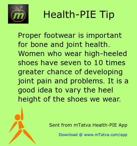 proper footwear is important for bone and joint health women who wear high heeled shoes 135.png