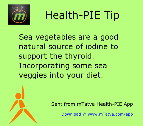 sea vegetables are a good natural source of iodine to support the thyroid incorporating some 91.png