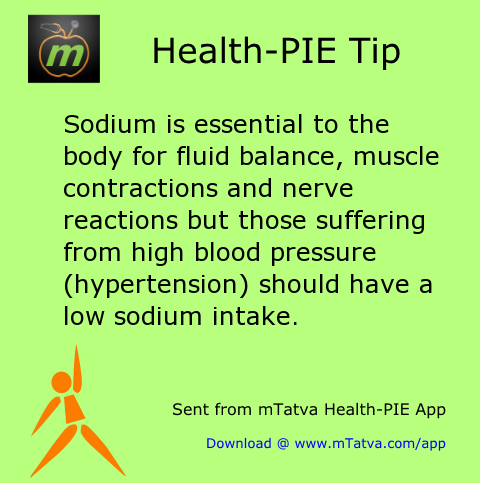 sodium is essential to the body for fluid balance muscle contractions and nerve reactions but 73.png