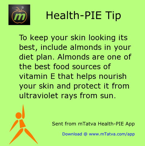 to keep your skin looking its best include almonds in your diet plan almonds are 250.png
